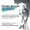 Claudio Naranjo en Chile – Conferencia